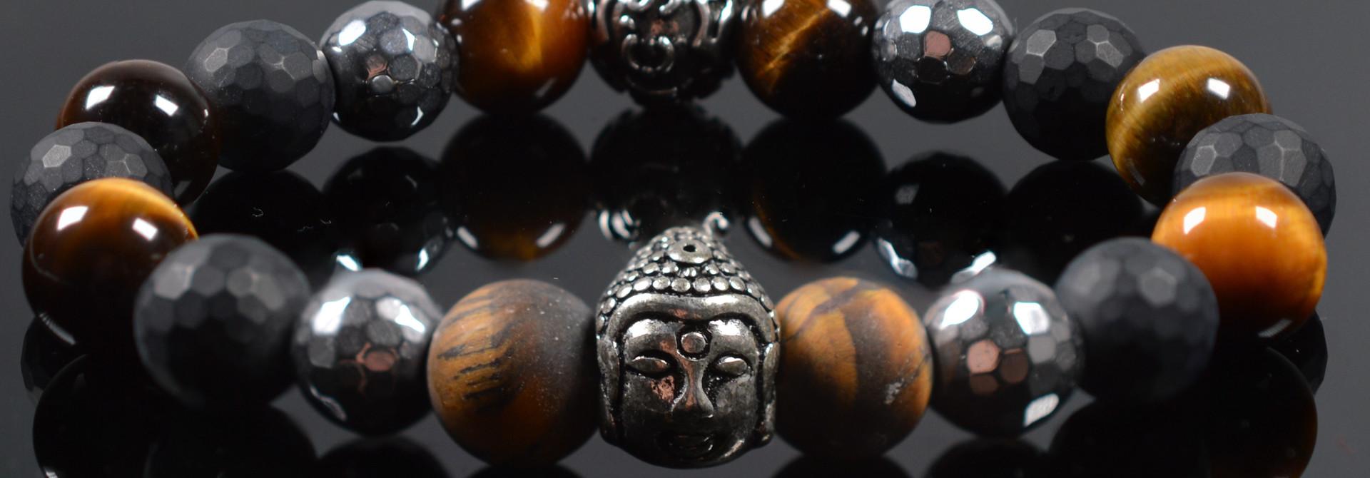 Armband heren Buddha Believer