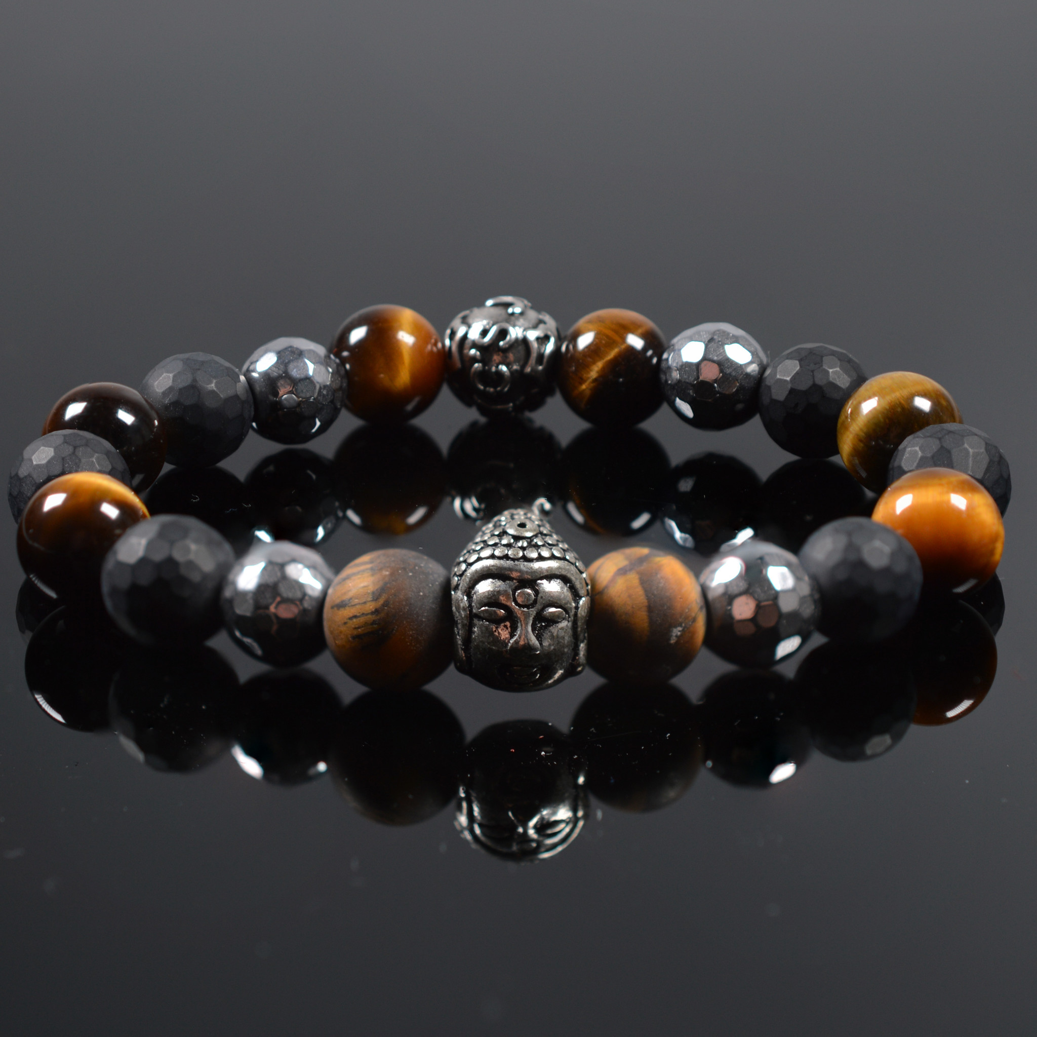 Armband heren Buddha Believer-1
