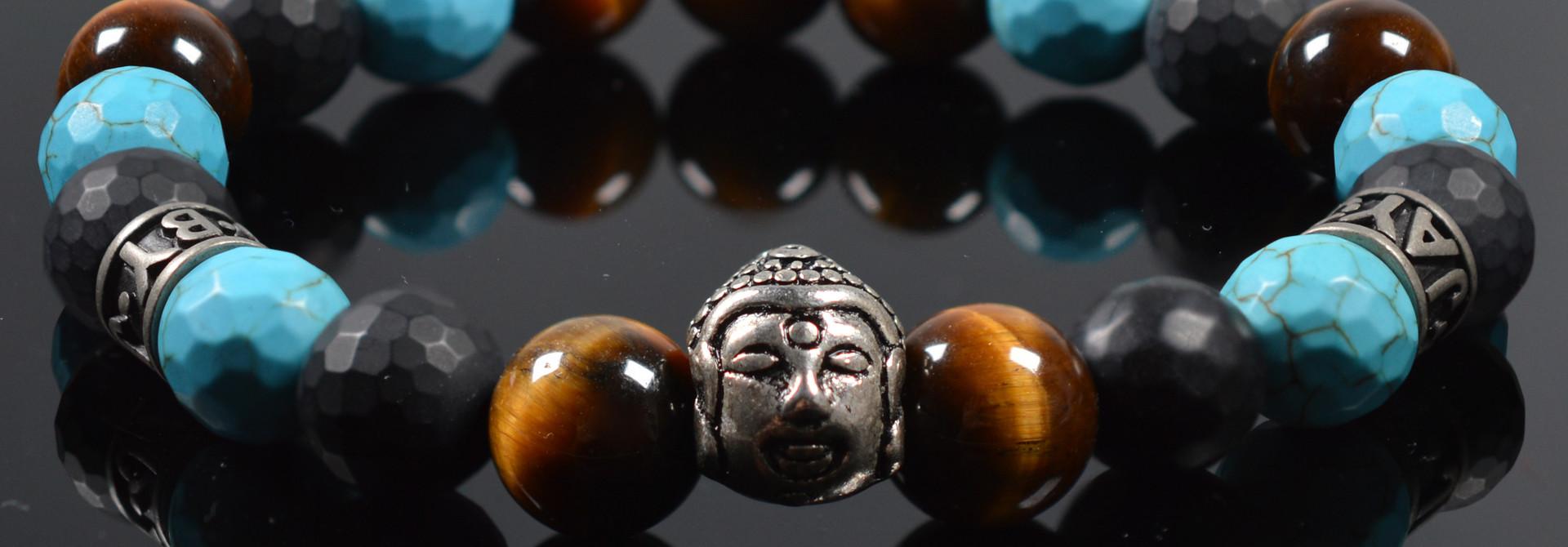 Armband Heren Bediga Buddha