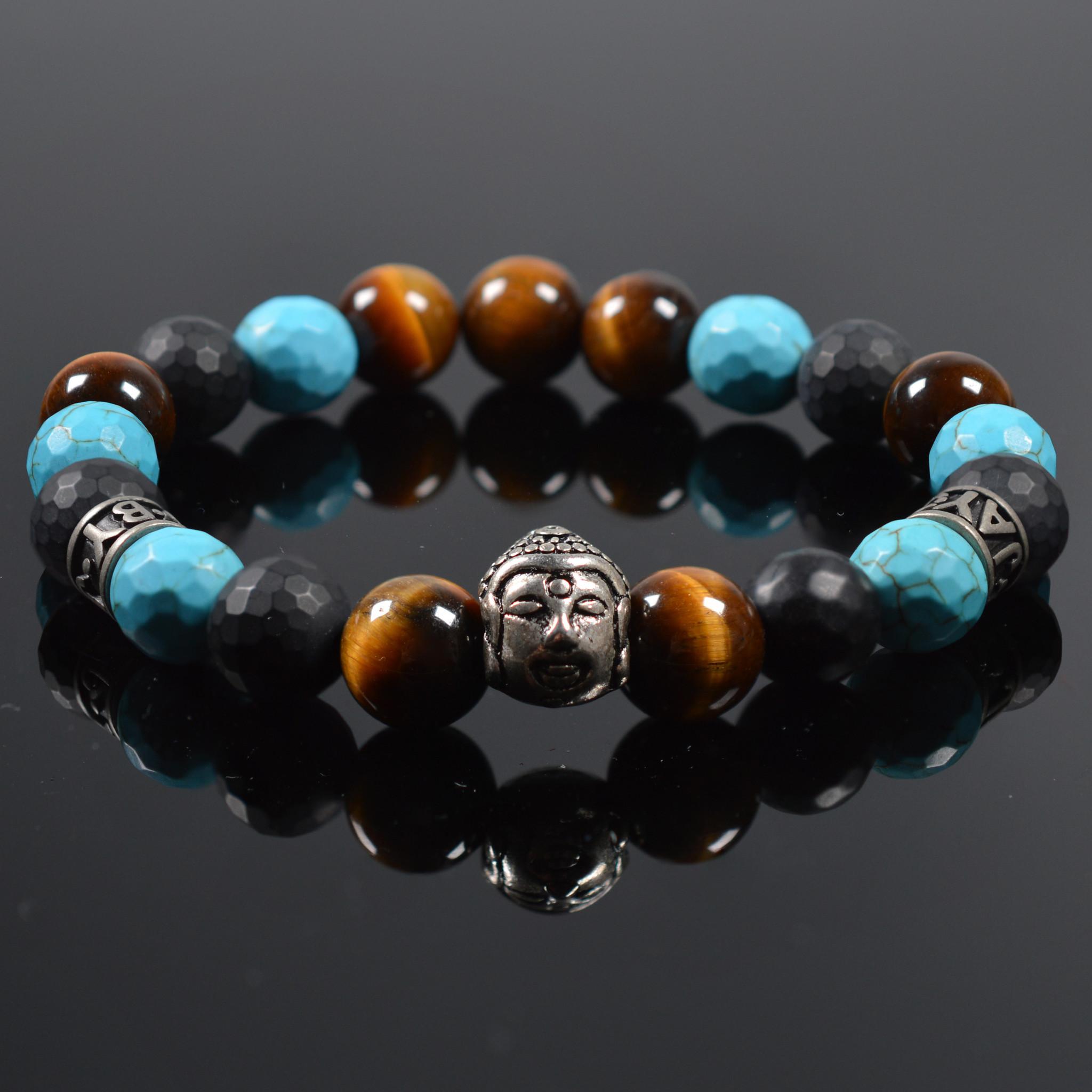 Armband Heren Bediga Buddha-1