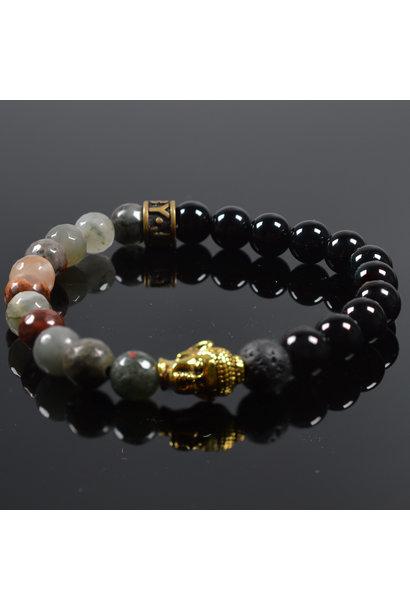 Armband Unisex Renaissance Buddha