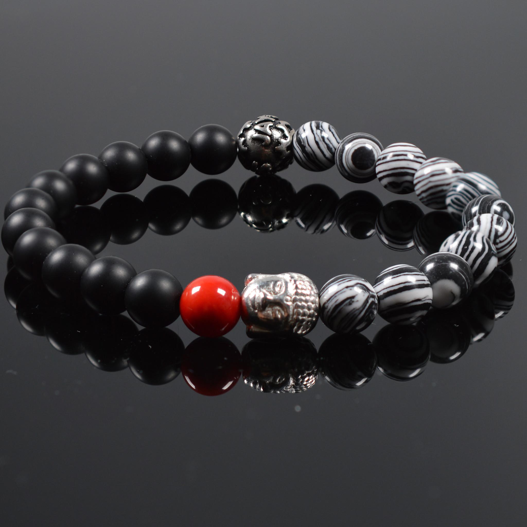 Armband heren Zen I Buddha-1