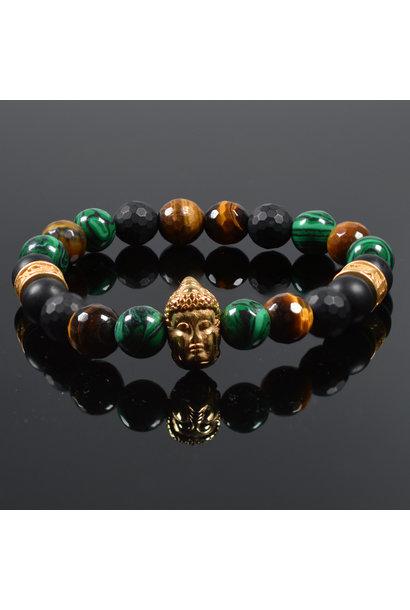 Unisex armband Yandi Buddha