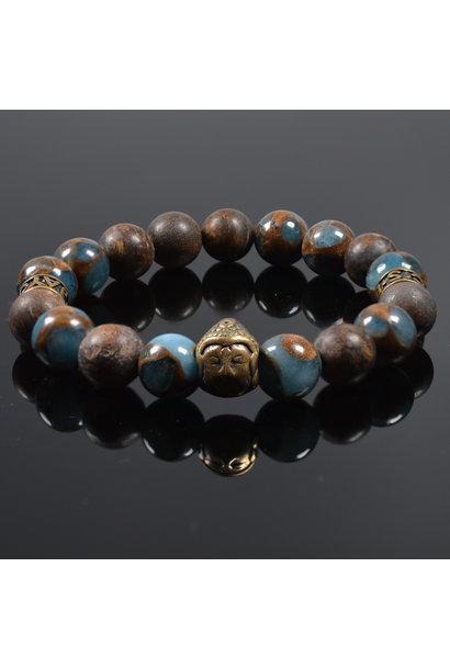 Men's Bracelet For Your Eyes Only Buddha