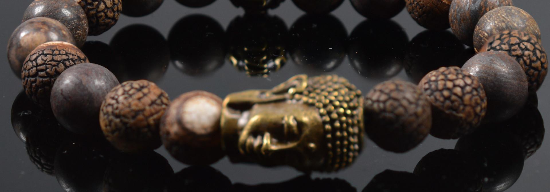 Armband Unisex  Manjana Buddha