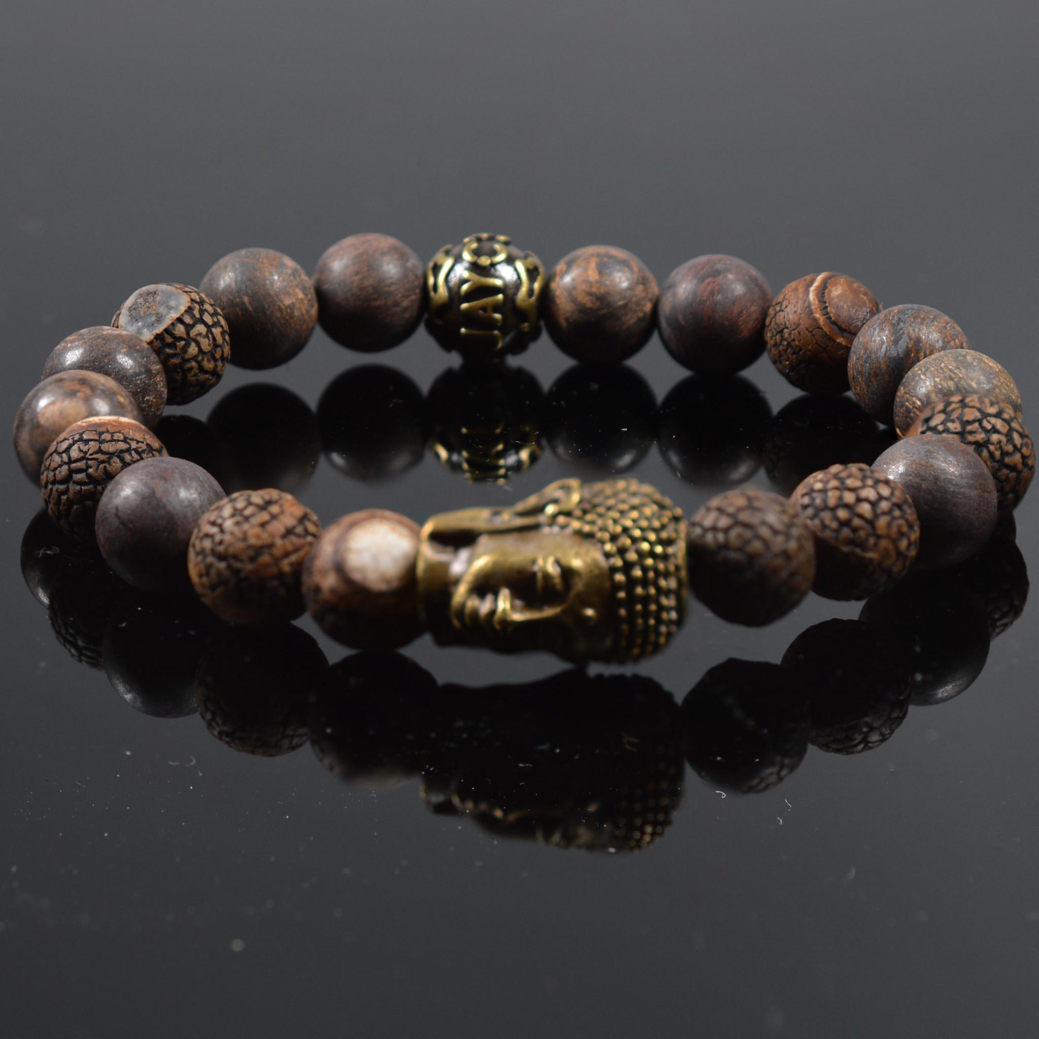 Armband Unisex  Manjana Buddha-1