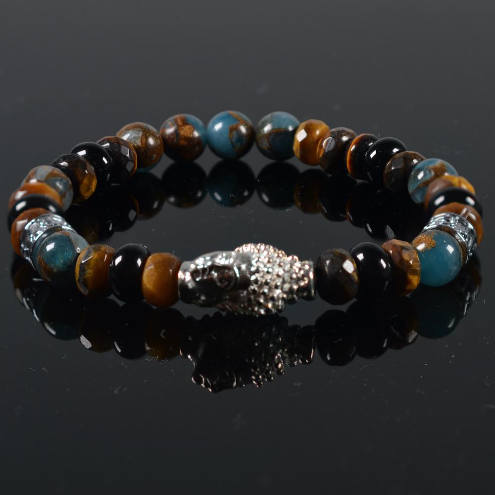Armband heren Kiomi Buddha-1