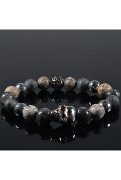 Men's bracelet Manjana