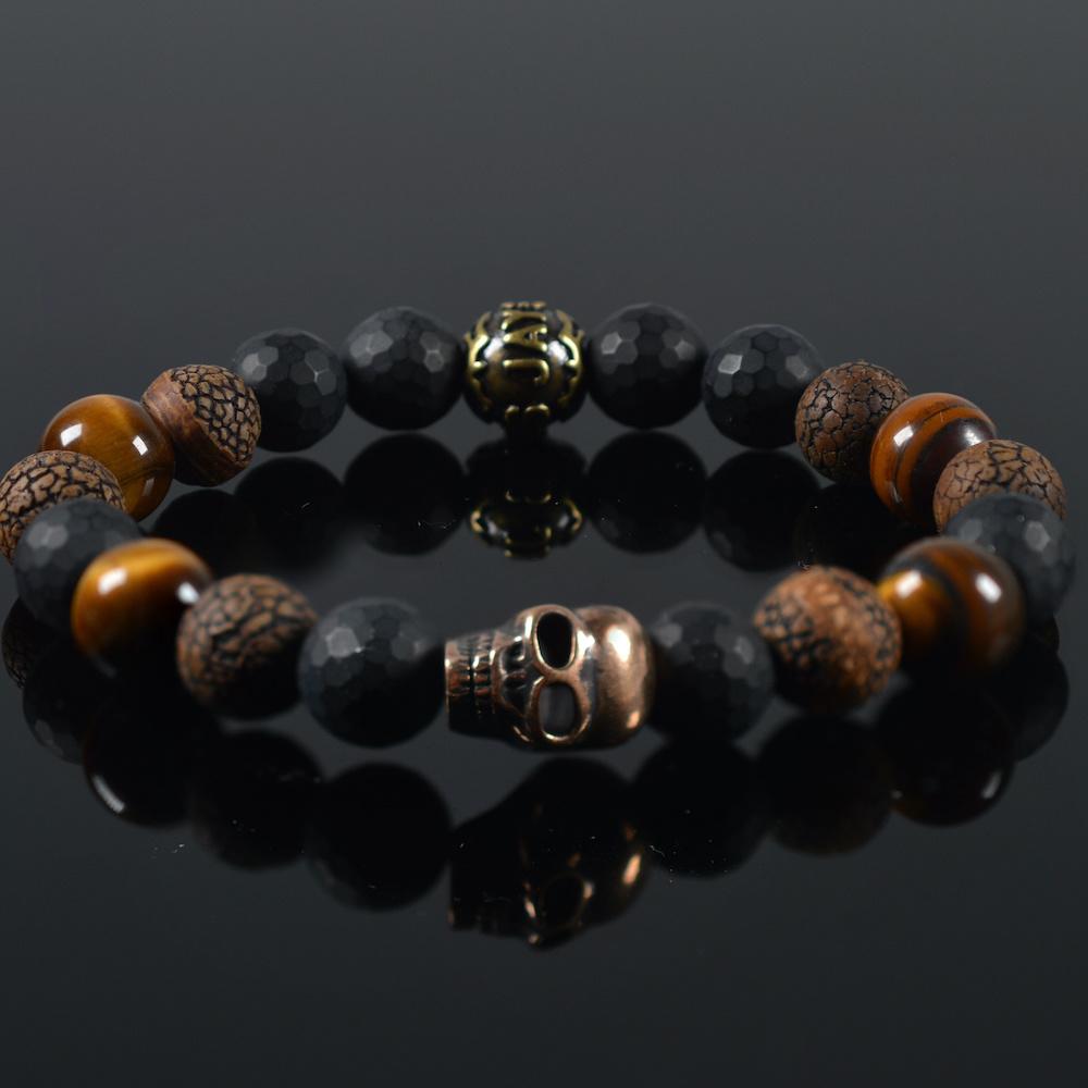 Armband heren  Meidera Skull-1