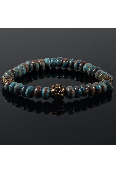 Men's bracelet Avery Skull