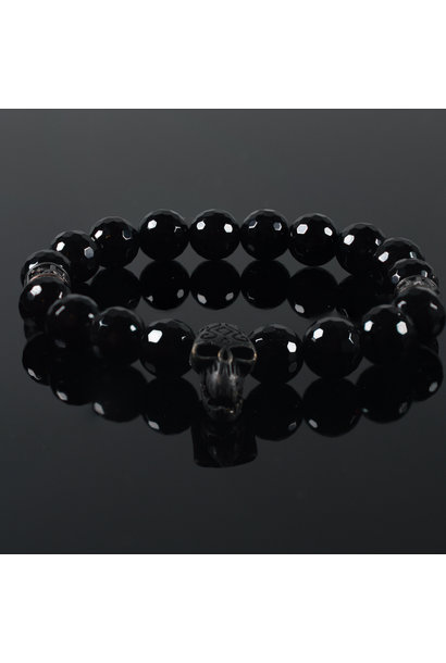 Heren armband Black Mind