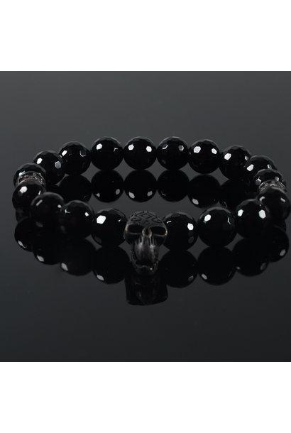Men's bracelet Black Mind