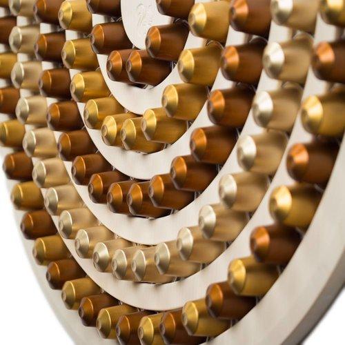 Capsule Holder Zen V in Maple for the Nespresso System