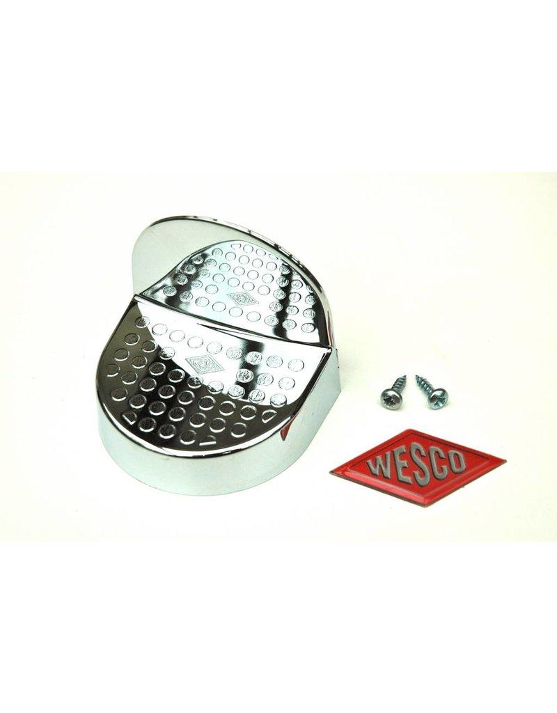 Wesco Wesco Kickmaster Pedaalring-set
