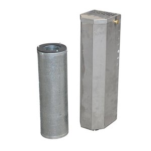 Carbon Filter Stainless Steel TYPE 2010 without support