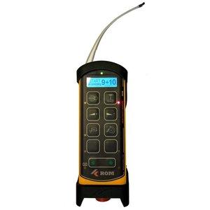 Tele Radio ROM HeavyDuty-Remote voor iROM systeem handzender 10 knops