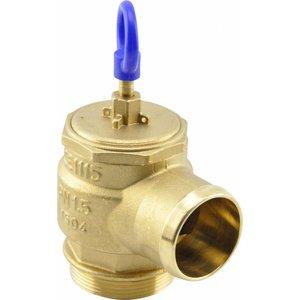 """Safety valve 1 1/2"""""""