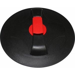 Schroefdeksel diameter 260 mm  inclusief ontluchting