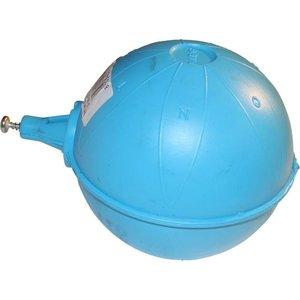 Drijverbal (blauw) voor vlotter in vacuumtank