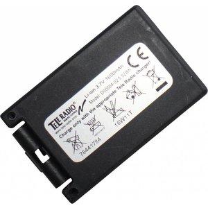 Tele Radio Oplaadbare uitneembare batterij voor 10 knops handzender