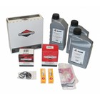 Maintenance kit for periodic service to hp unit with Vanguard® by Briggs & Stratton petrol engine 20-23hp (COMPACT > 2010). Complete with filters, motor oil, hp pump oil, spark plugs and inspection list.