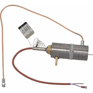 Evaporator ROM Steam 2000 complete, including thermostat