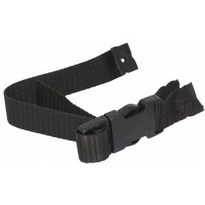 Belt with clip fastener for hose ROM eSteam