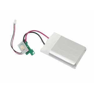 Tele Radio Rechargeable internal battery with switch for 6/8-button transmitter