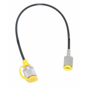 Pressure gauge hose for ROM High Pressure Installations - Minimesz