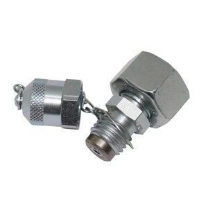 Minimesz connection pressure gauge DKO - 15PL (T-piece side)