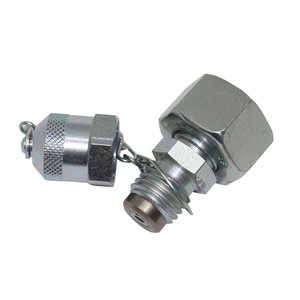 Minimesz koppeling manometerslang DKO - 15PL (T-stuk aansluiting)