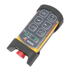 Tele Radio ROM Professional-Remote voor iROM systeem handzender 8 knops