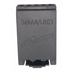 Tele Radio Batterijhouder voor 7 knops handzender (3x AAA)