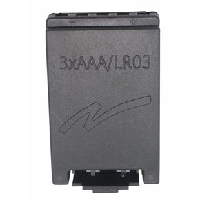 Tele Radio Battery case for 7 button transmitter (3x AAA)