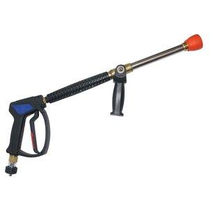 ROM HeavyDuty hogedruk spuitpistool met robuuste spuitlans (lengte 52 cm)