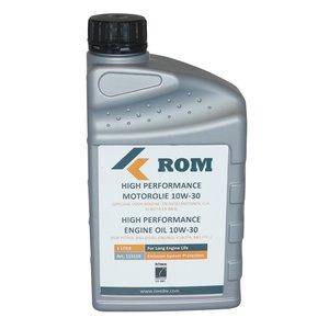 ROM High Performance Motorolie 10W30 (1 liter kan)