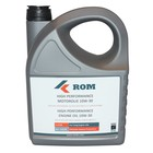 ROM High Performance Engine Oil 10W30 (5 litre can)