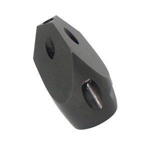 "Slagnozzle met keramische nozzles ½"" | Ø40-150 mm (60.050)."