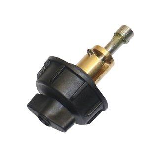 Antifreeze-stop-valve for water filter