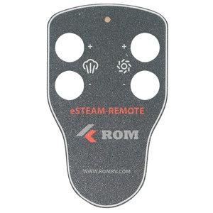 Tele Radio ROM folie voor de eSTEAM Smart-Remote handzender.
