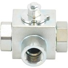 hp ball valve 3-way 3/4""