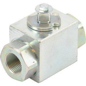 "hp ball valve 2-way 3/4"""