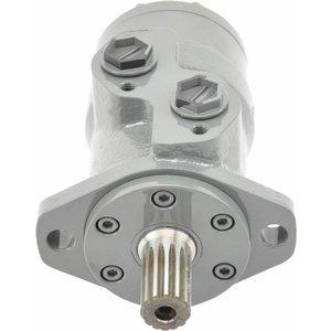 Hydraulische aandrijfmotor ten behoeve van HD haspel (spline / gespoten)
