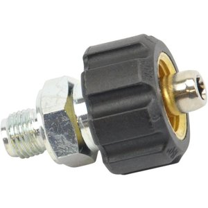 """Quick coupler turnbuckle 1/4"""" outer wire"""