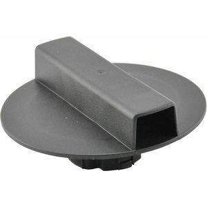 Ontluchtingsklep voor schroefdeksel diameter 355 mm  en diameter 455 mm