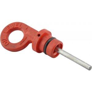 Oil level dipstick for vacuum pump MEC / RV