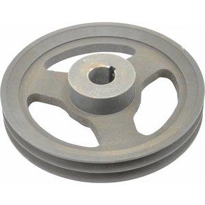 Pulley 2SPA224 30mm ten behoeve vacuum pomp MEC2000 TYPE 2 / FLEXI
