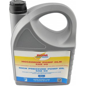 ROM High pressure pump oil SAE 90 (5 litre can)