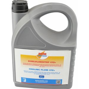 Cooling Fluid G12 + (Protected upto-37