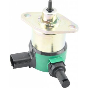 Stop solenoid Kubota -05 series (Green)